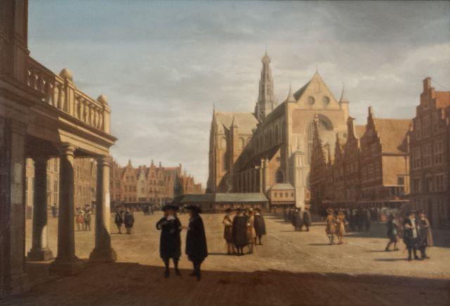 Haarlem vroeger