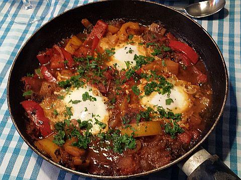 In Maart kookte ik lekker eten uit Plenty, van Yotam Ottolengi